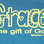 grace shirt back